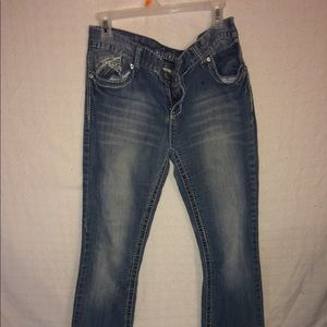 Cute Maurice jeans size 9/10